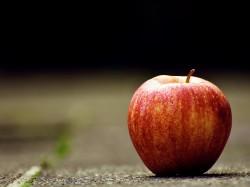 1. jablko podle fotopředlohy