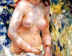 8. Renoir - Akt ve slunci